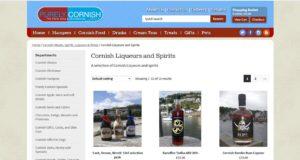 Purley Cornish Liqueurs