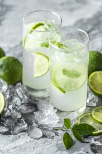 lime and ginger cordial