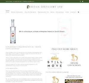 Devon Gin Distillery